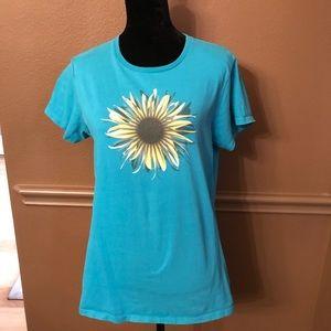 Columbia brand tee shirt. Sz L